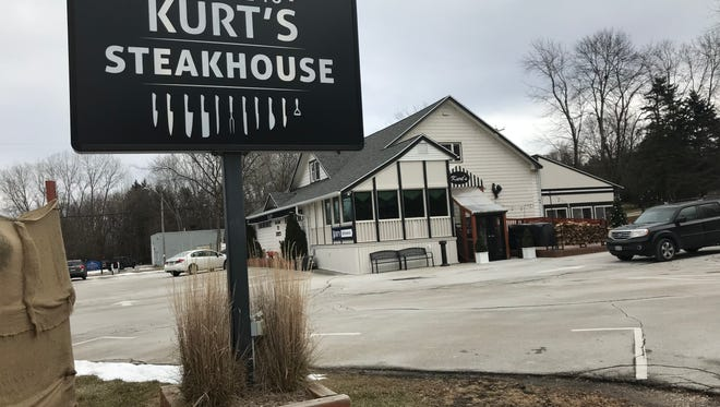 The father-son duo of Kurt Amidzich Sr. and Kurt Amidzich Jr. opened Kurt's Steakhouse in Delafield in 2000.