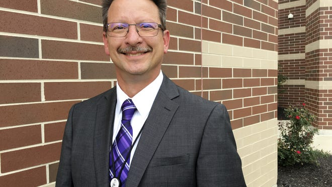 Jon Detwiler, Fremont City Schools Superintendent, said the district will host two meetings Tuesday at Fremont Middle School to talk about the district's four new elementary building projects.