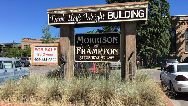 The Lockridge Medical Clinic building in Whitefish, designed by Frank Lloyd Wright in 1958, will be razed unless a buyer is found by Jan. 10.