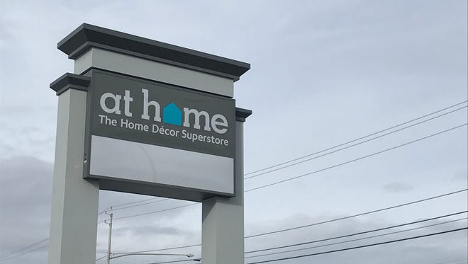 At Home to open at Ridgemont Plaza