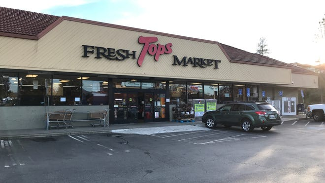 The parent company of Holiday Market has agreed to purchase the Tops grocery stores in Redding and Weaverville. North State Grocery Inc. plans to close the Tops in Redding because it's so close to the Holiday Market in the Placer Heights center.