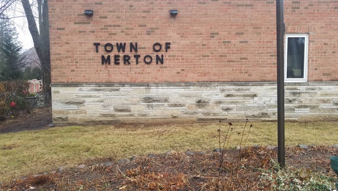 Town of Merton officials have extended a fire and EMS agreement with the Merton Community Fire Department.