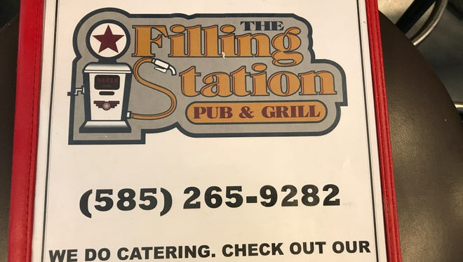 Filling Station Pub & Grill is open in its new location in the village of Webster.