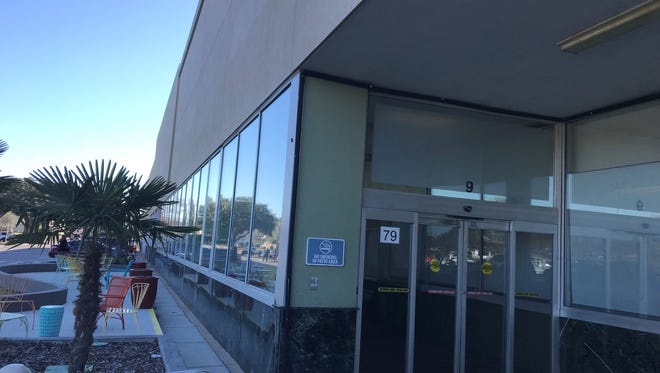 Department of Economic Opportunity office in the old Publix at Northwood Centre