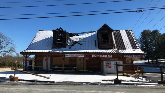 Greenville Grocery and Deli in Greenville still closed after fire three months ago.