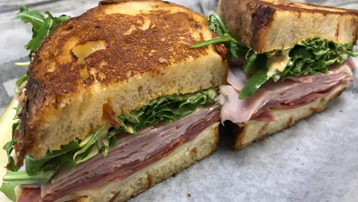 5 Best Sandwiches Being Made In Anderson Greenville Seneca