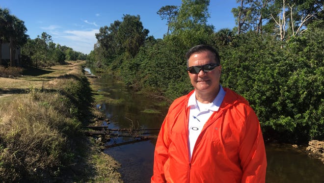 Jeff Pearson, Cape Coral utilities director, hopes to get $1.11 million in state funding to plan a water pipeline that will bring water to Gator Slough in northeast Cape Coral.