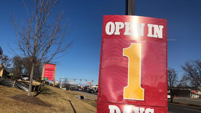 Sheetz in Staunton is set to reopen after renovations.