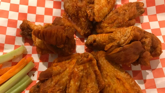 The hot wings from Hot Chicks on the East Side proved to be irresistible in our recent Taste Test.