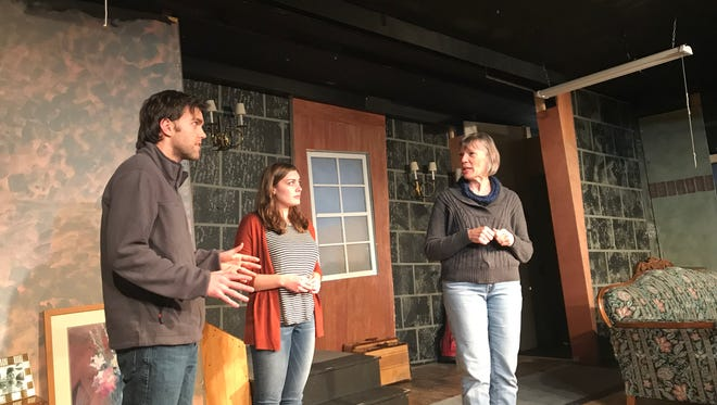 """37 Postcards"" director James Baker says that the show will deliver plenty of laughs and some heartfelt moments to audience members at the Lake Country Playhouse."