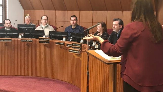 The Birmingham City Commission took a look at the future, including infrastructure issues, at a long-range planning meeting Jan. 27.