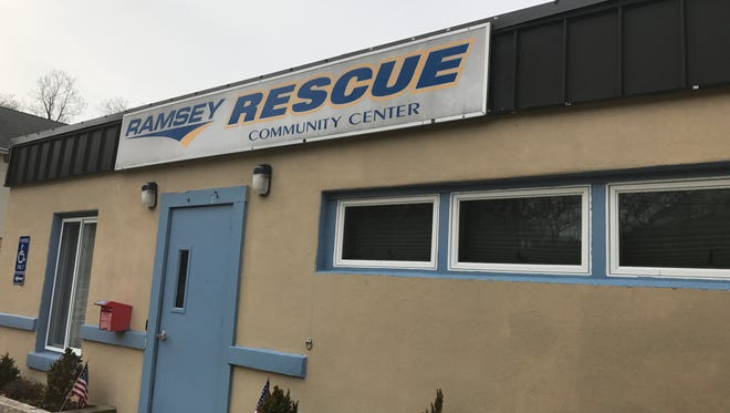 Ramsey Rescue squad, a volunteer service in the borough, was featured on A&E Network.