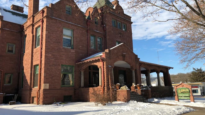 Al. Ringling, the oldest of seven brothers, began building his mansion in Baraboo in 1905.