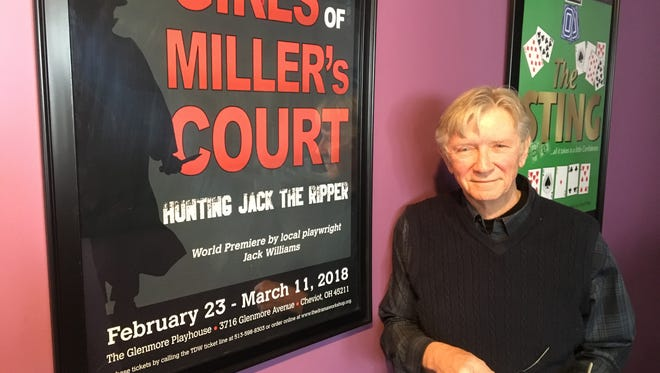 """Westwood playwright Jack Williams has penned the Drama Workshop's upcoming production of """"The Girls of Miller's Court: Hunting Jack the Ripper."""""""