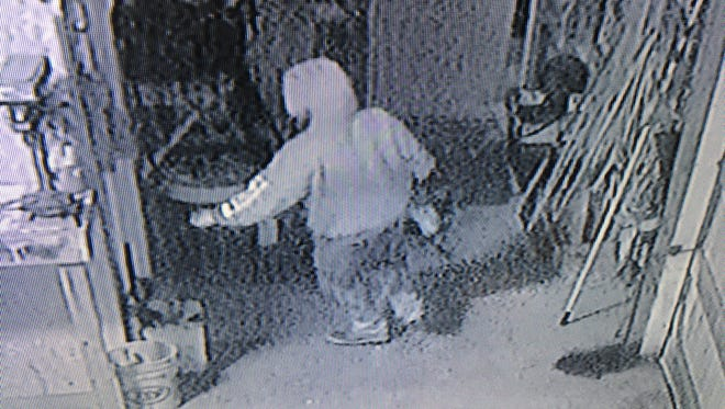 According to reports from the Licking County Sheriff's Office, onJan. 17 one or more suspectsbroke into Decorative Curb and Concrete on Mount Vernon Road and stole a leaf blower.