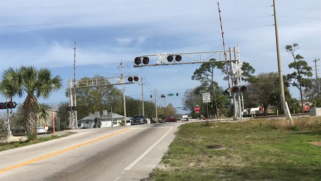 Indian River County wants to make improvements to the 45th Street/U.S. 1 intersection, but that would mean building a new railroad crossing.