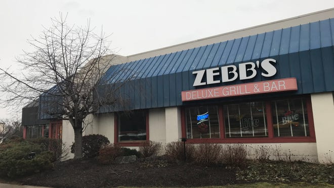 The Zebb's in Brighton has closed.