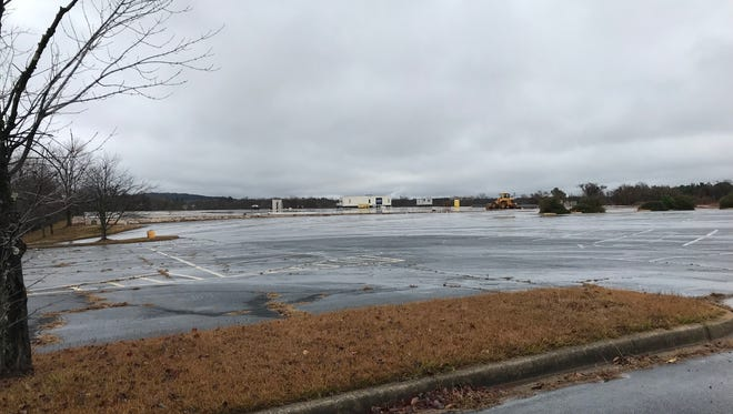 A reader wants to know what is going into the property where Sam's Club and Best Buy used to be on Laurens Road.