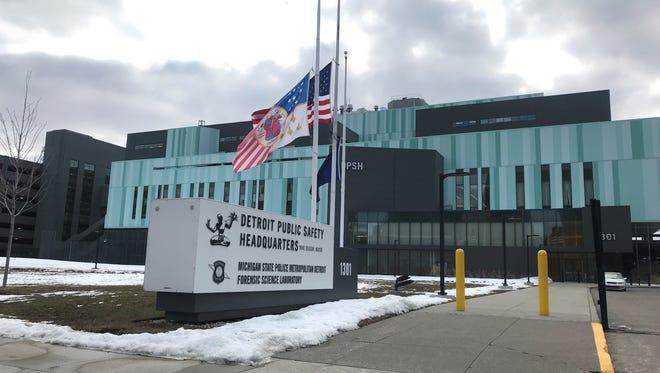 Detroit Police Department Headquarters
