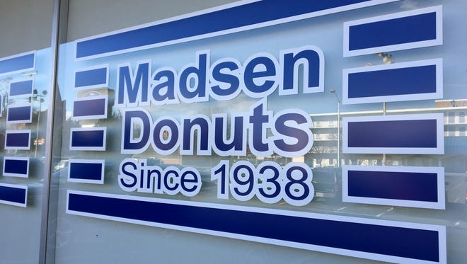 Madsen Donuts is set to open in Staunton across from the Howard Johnson hotel on Central Avenue.
