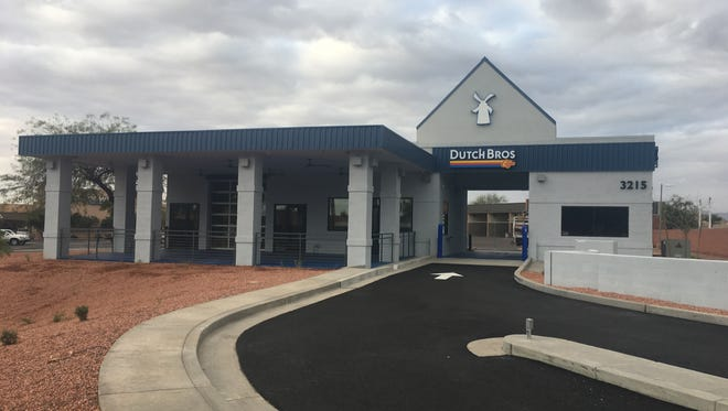 Dutch Bros. will open a location in Ahwatukee on Feb. 24