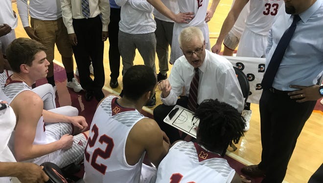 Randy Lambert earned his 701st career victory at Maryville College on Saturday, March 24, 2018, with a 96-77 victory over Covenant College for the USA South Conference Tournament Championship.