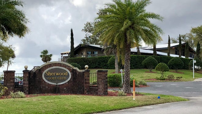 The Sherwood Golf Club, located in unincorporated north Titusville, sold this month.