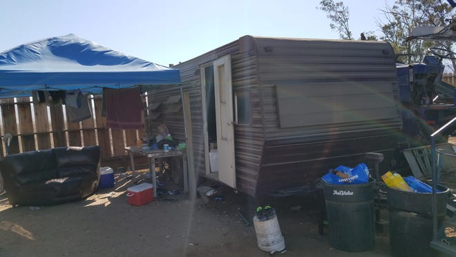 Future Ag Management Inc., a farm labor contractor in Soledad, provided illegal and substandard housing to 22 employees during the summer of 2017.