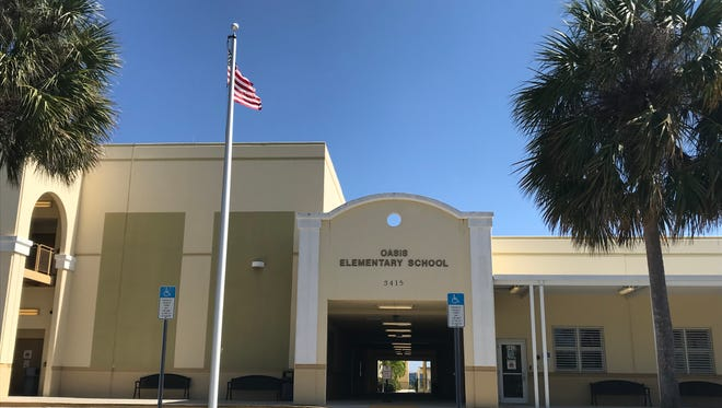 Oasis Elementary School in Cape Coral