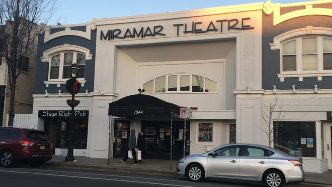 East side music venue the Miramar Theatre has been temporarily closed by the state Department of Revenue. The venue was running with a liquor license listed to its previous owner.