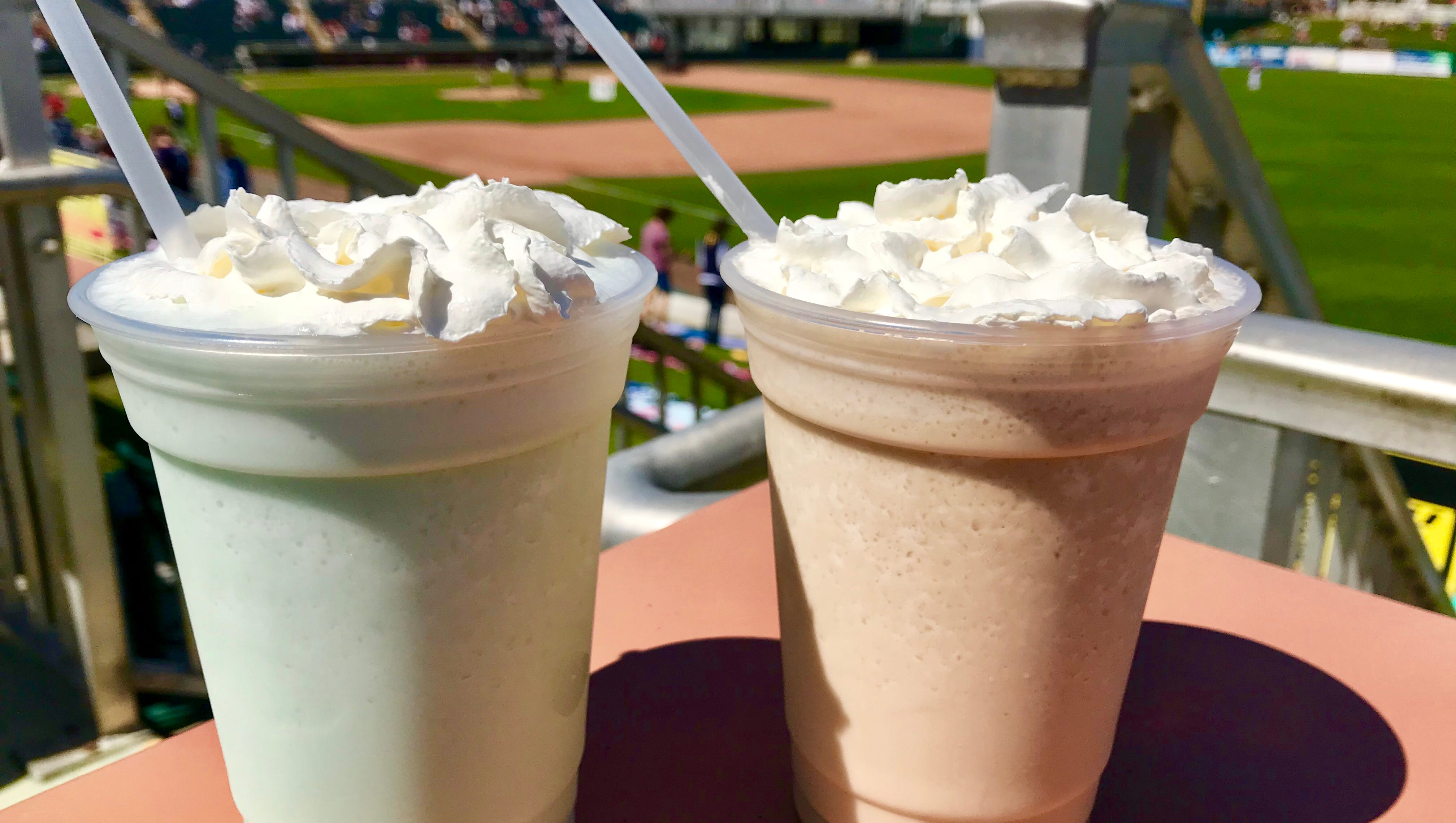 Ballpark Food Optiions At Spring Training Games In Fort Myers