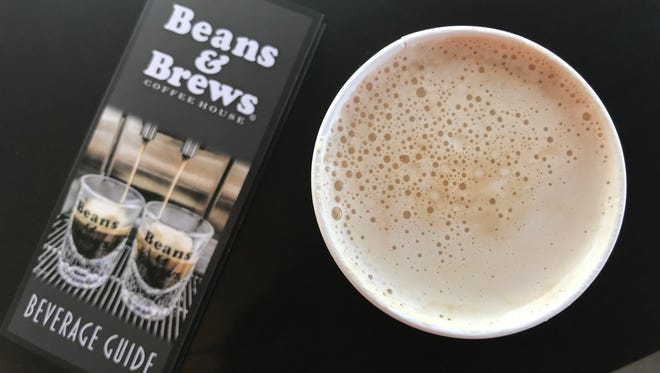 Emily Havens reviews St. George's newest coffee shop in St. George: Beans & Brews.