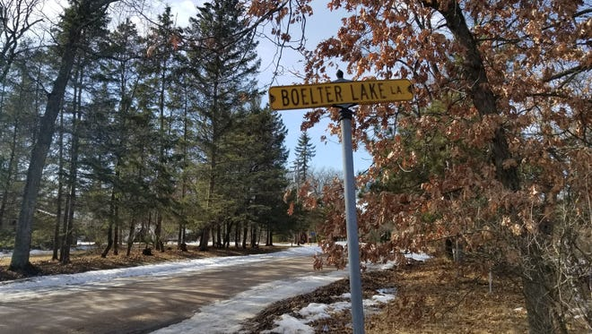 Ronald A. Stewart, a sexually violent offender, will be placed in the Boelter Lake area in Lanark around March 15. The area is heavily wooded and dotted with residential plots.