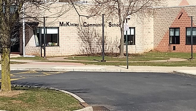 A former special-education teacher at McKinley School is suing the New Brunswick Board of Education.