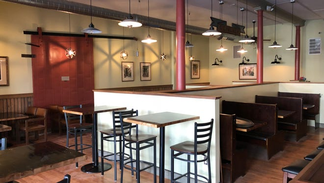 After several delays, Sobie's restaurant is expected to open in mid-March.
