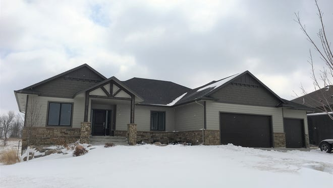 This home near Willow Run Golf Course, at 7417 E. Donnelly Drive, sold for $527,500, topping our sales list for the week ending Feb. 23.