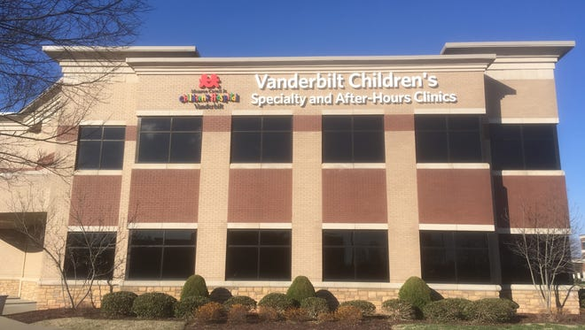 This Vanderbilt Children's Specialty and After-Hours Clinics exists in Murfreesboro's Gateway area. Vanderbilt University Medical Clinic seeks to buy up to 14 acres for $4.8 million from the city for a Pediatric Clinic and Ambulatory Surgery Center in Gateway area.