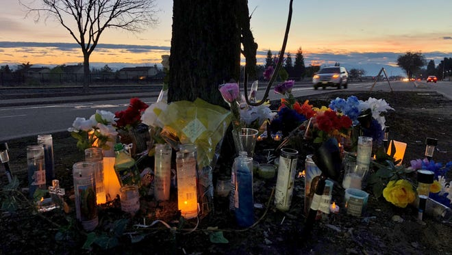 The community is mourning the loss of a Redwood High School student. Tony See died in a single-vehicle crash Saturday morning near Goshen Avenue and Chinowth Street.