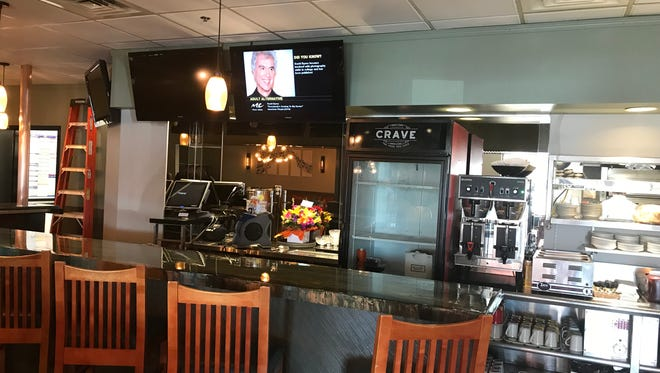 Crave has closed in East Rochester