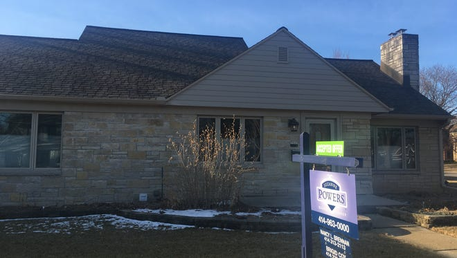 Sales of existing homes in Wisconsin set a record, the Wisconsin Realtors Association says.