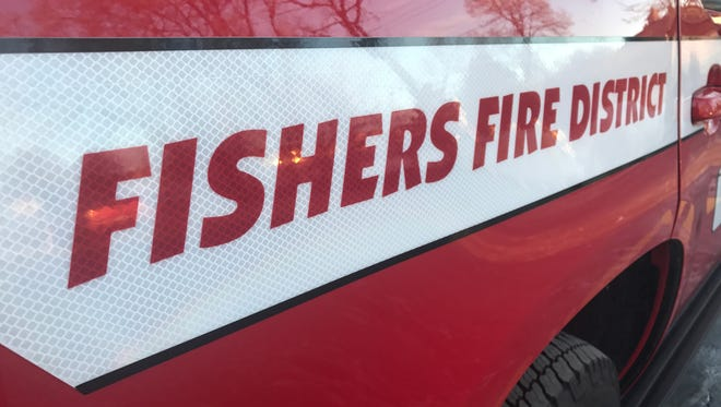 Fishers Fire District voted not to consolidate with Victor Fire Department at 6:45 p.m. March 20, 2018.