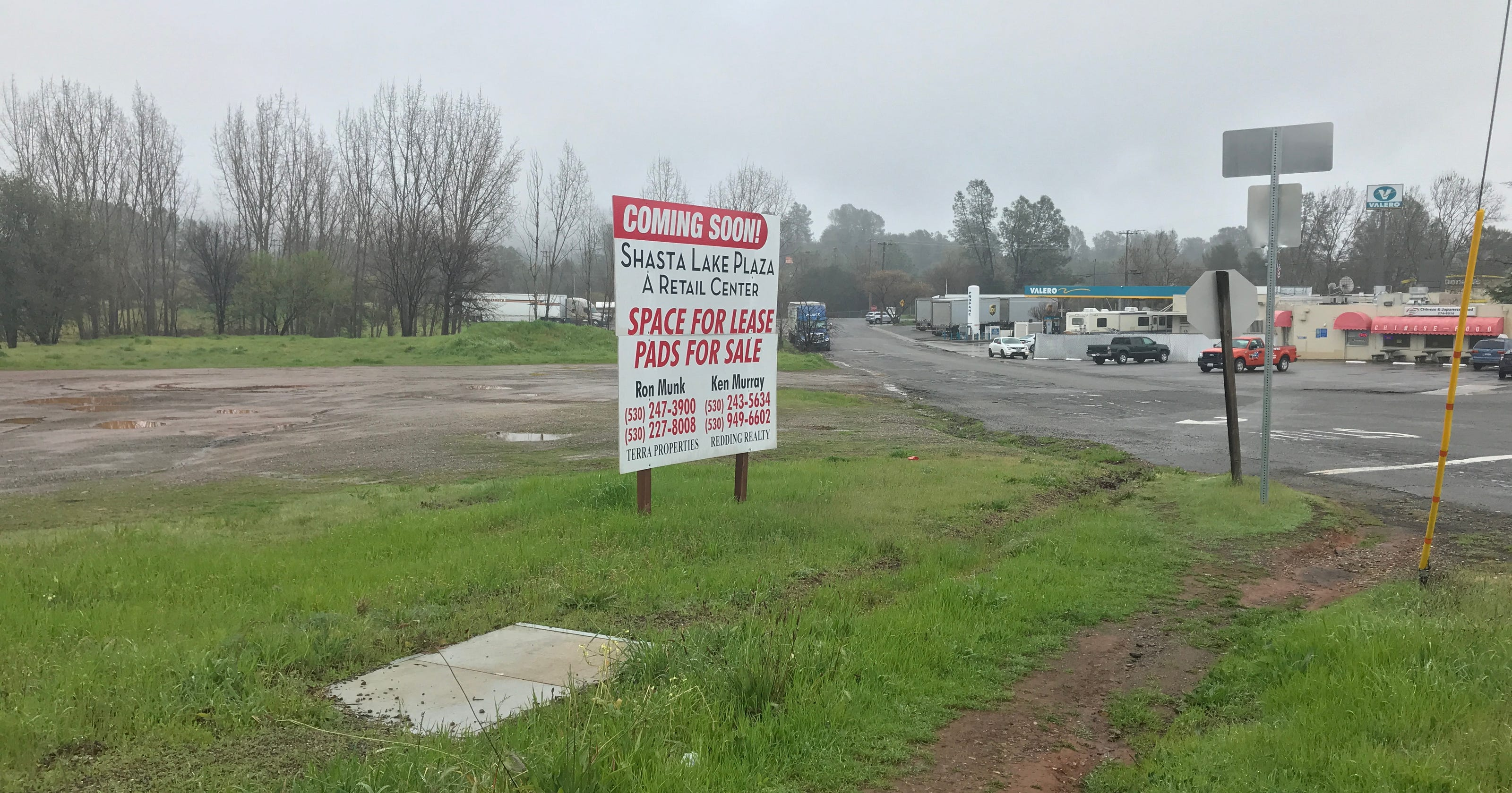 rancheria to buy land in shasta lake talk of plans for hotel
