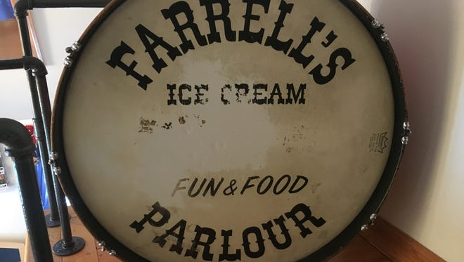 One of the most missed restaurants in Middlesex County was Farrell's, where the Farrell's drum was struck every time a birthday was announced.