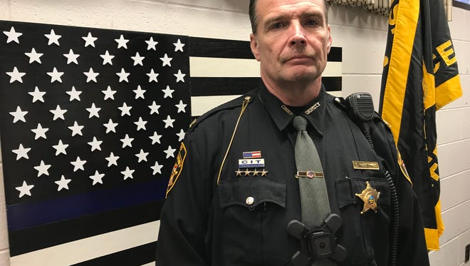 Sandusky County Sheriff's Office Chief Deputy Ed Hastings said changes in emergency room  paperwork could cut down on the number of bills sent to the sheriff's office that should go to other police departments or to the patients.