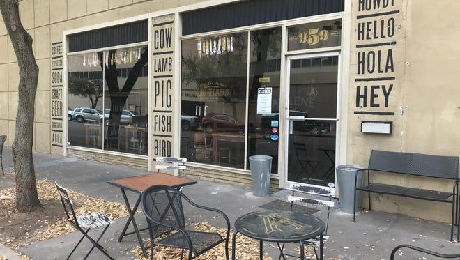 Abilene restaurant ABI-Haus
