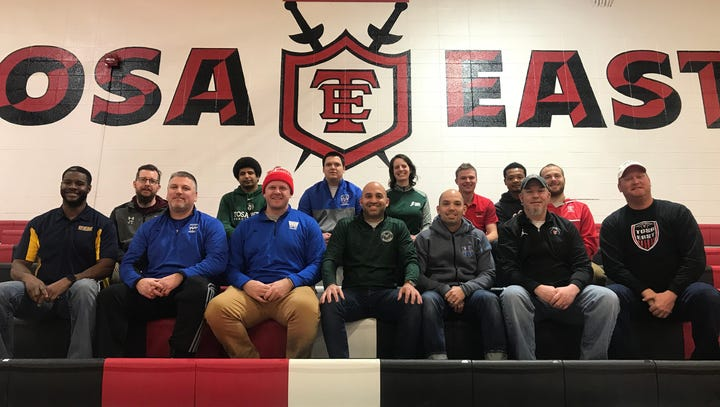 Inordinate number of Wauwatosa East alumni have returned to school as high-school coaches