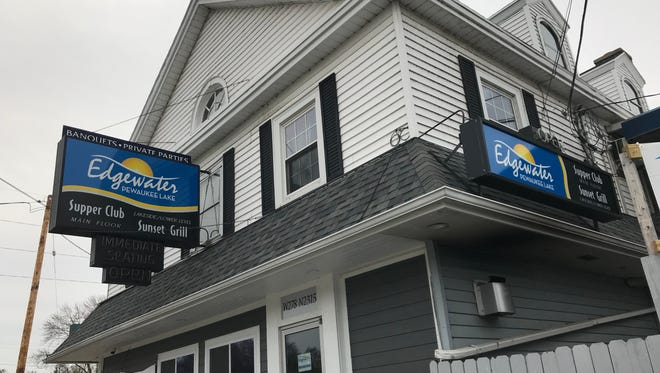 The Edgewater in Pewaukee has a new look and a new name: the Sunset Grill.