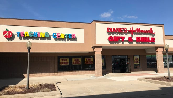 Gift & Bible, pictured on April 2, 2018, will close next month after more than 60 years in the Lansing area.