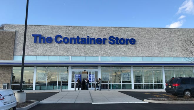 """The Container Store conducted a special """"VIP Sip and Shop"""" for a sneak peek at the Chimney Rock Crossing store on Thursday."""