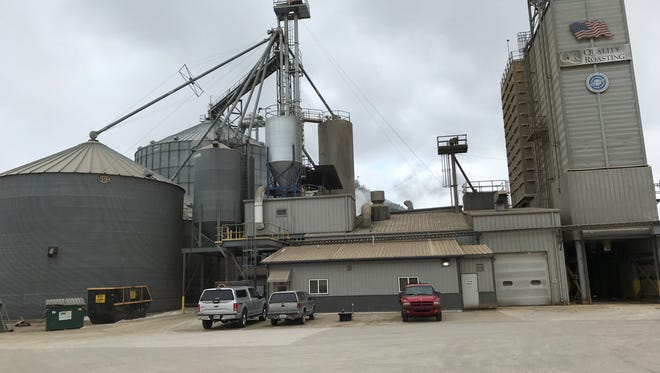 Quality Roasting in Valders is adding a refinery facility.